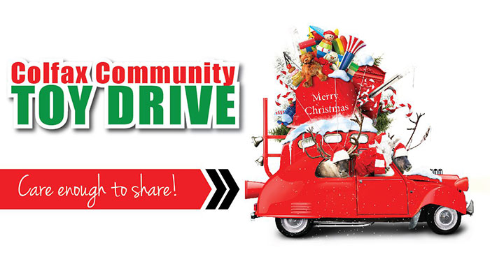 The Colfax Community Network Toy Drive in Aurora, CO