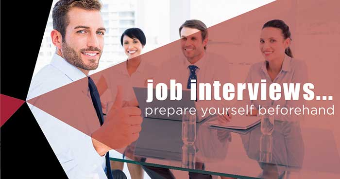 Tips for Job Interviews by Pickens Technical College