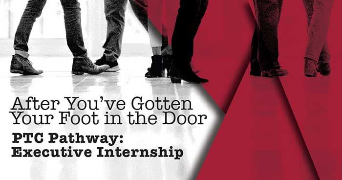Executive Internship Pathway