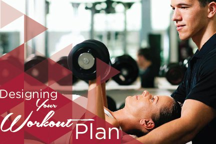 Designing your workout plan