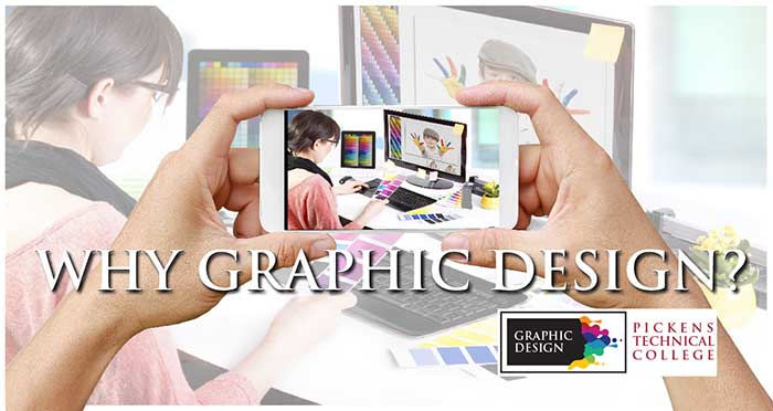 Why graphic design?